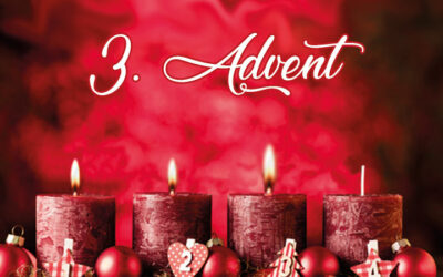 Einen frohen dritten Advent wünschen wir euch – Weihnachtsbaum- und Schnittgrünverkauf an unserem Verkaufsstand