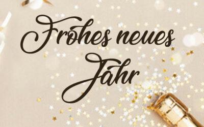 Ein gutes und gesundes neues Jahr wünscht euch die Christbaumfarm